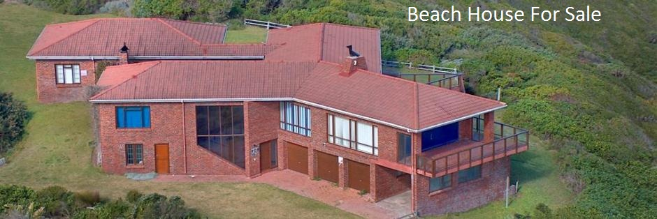 Beach House For Sale Oesterbaai